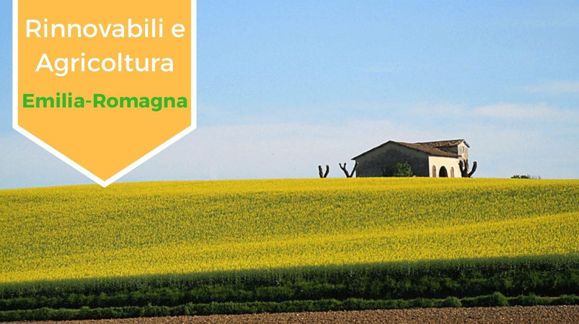 Energie Rinnovabili E Agricoltura In Emilia-Romagna