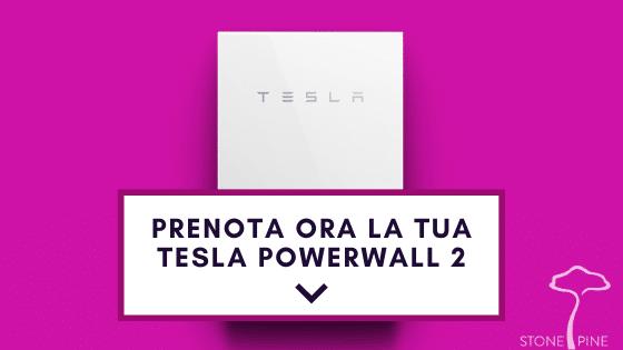 Prenota Powerwall