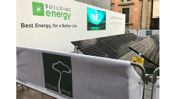 G7 Ambiente di Bologna: concerto green di Ezio Bosso grazie ad un sistema di accumulo di energia fotovoltaica