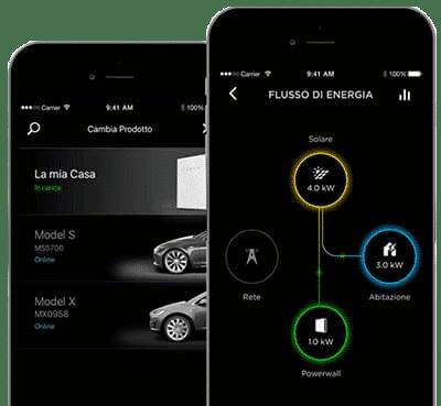 App Tesla Powerwall